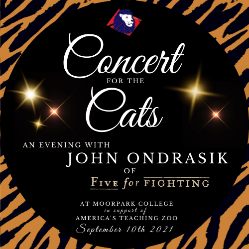 Concert for the Cats logo